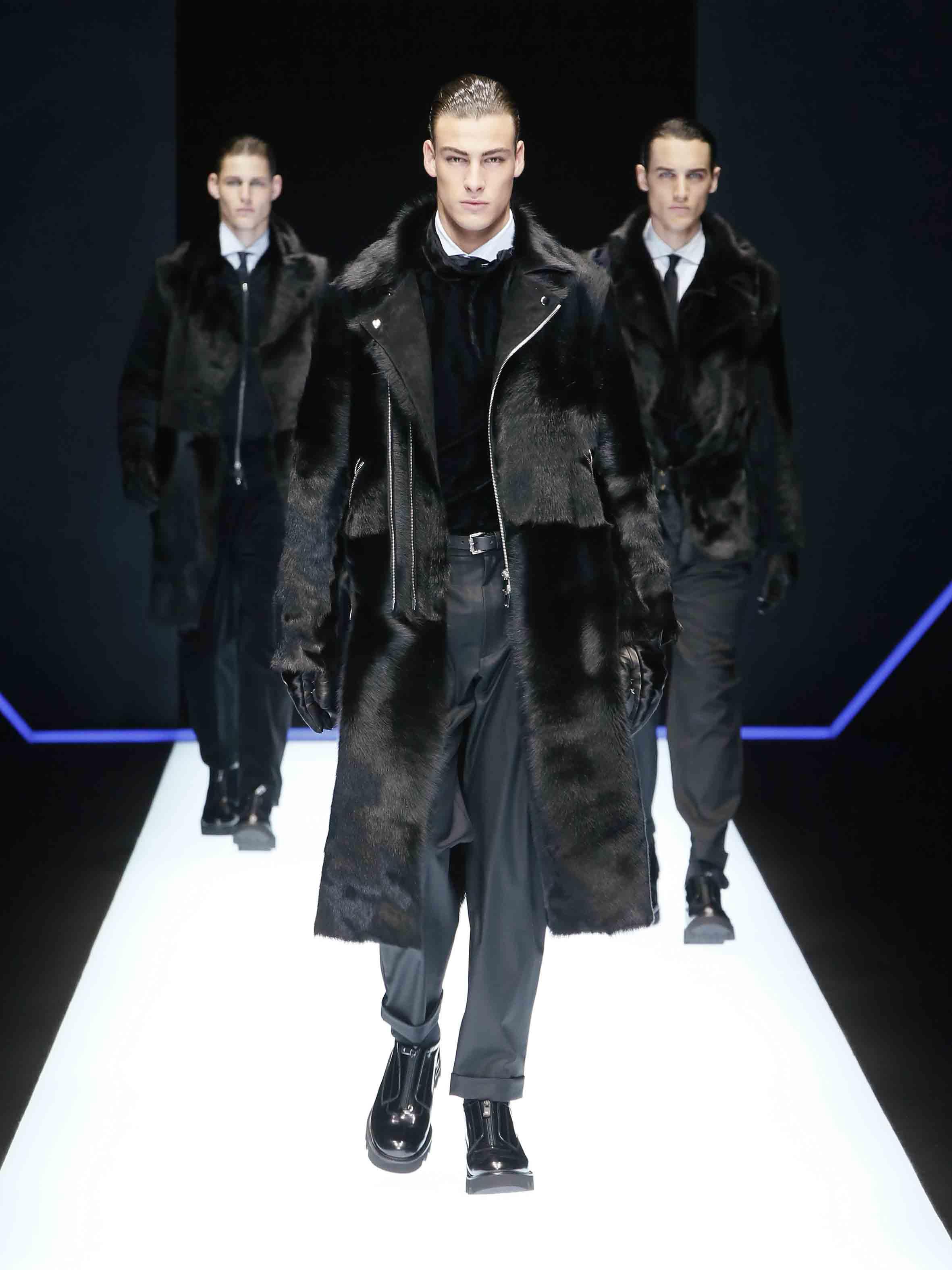 Article About Fashion Winter Armani
