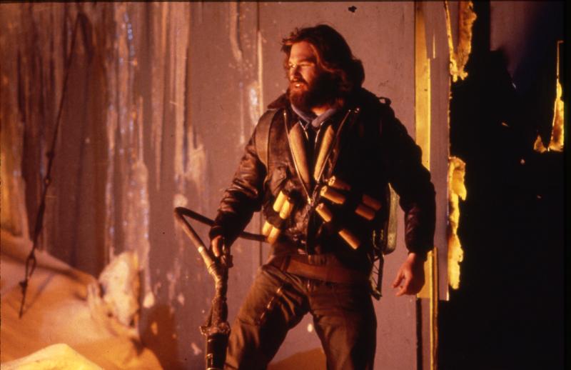 La Chose de John Carpenter, 1982.