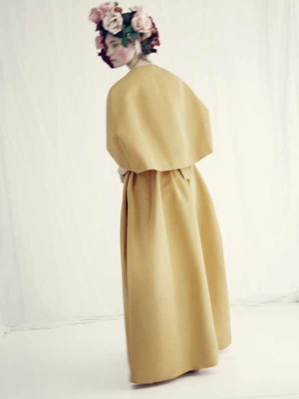 Robe Métamorphique Collection Haute Couture printemps-été 2017 par Maria Grazia Chiuri
