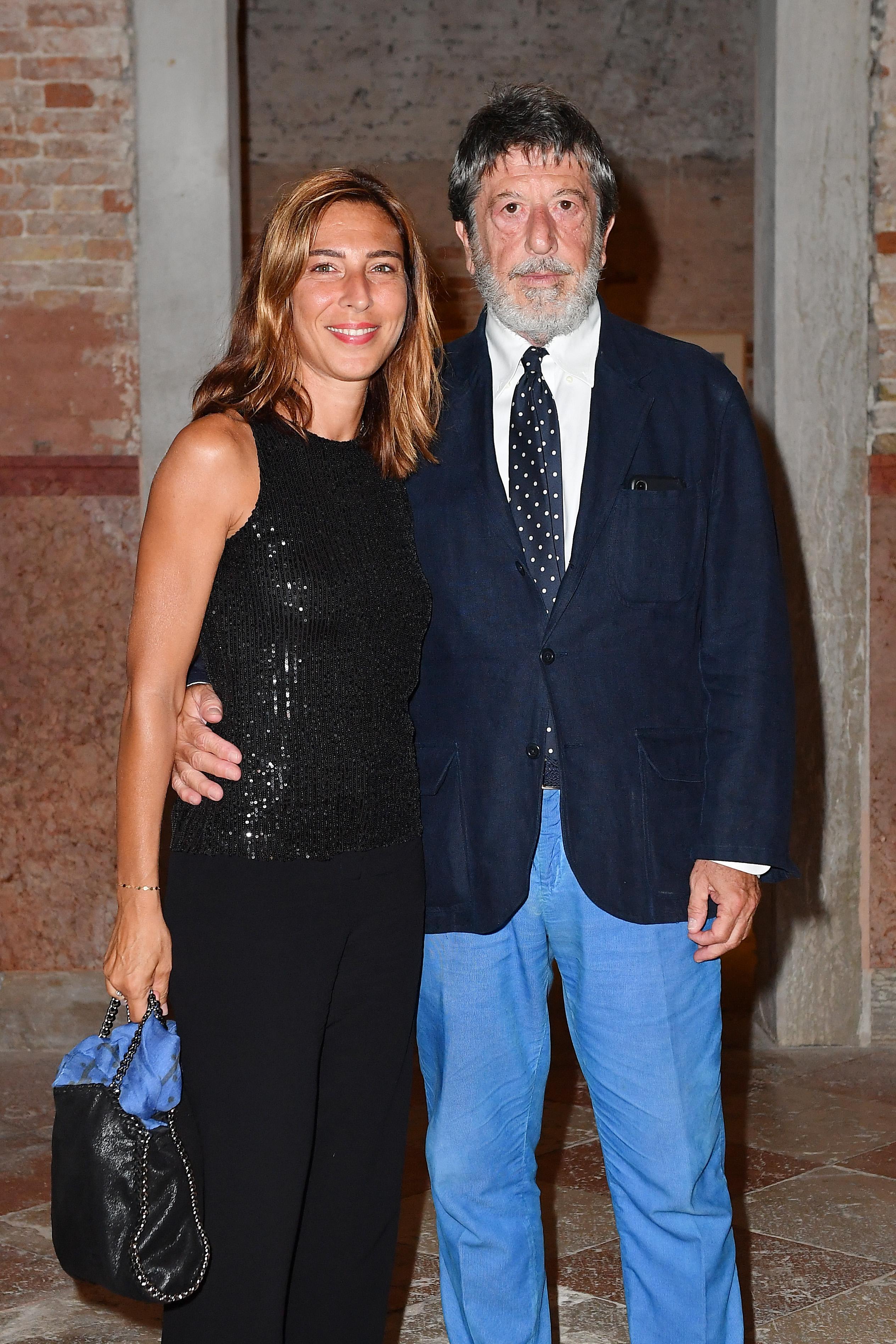 Errica Dallara et Andrea Purgatori