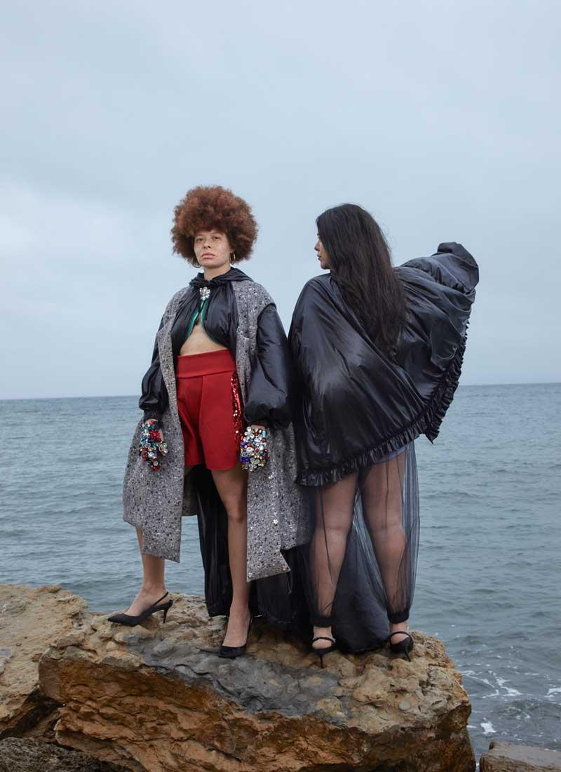 Ester Manas, lauréate du prix Galeries Lafayette © Nolwenn Brod
