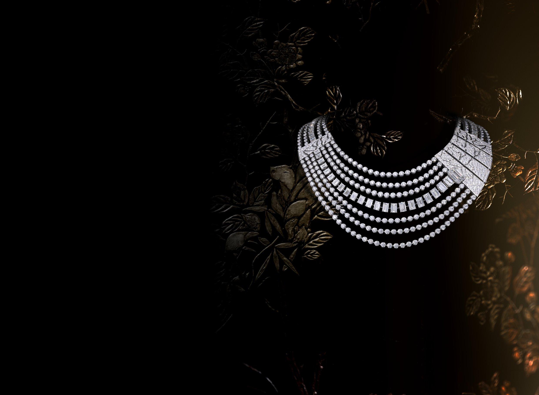 """Chanel Coromandel - """"Évocation florale"""""""