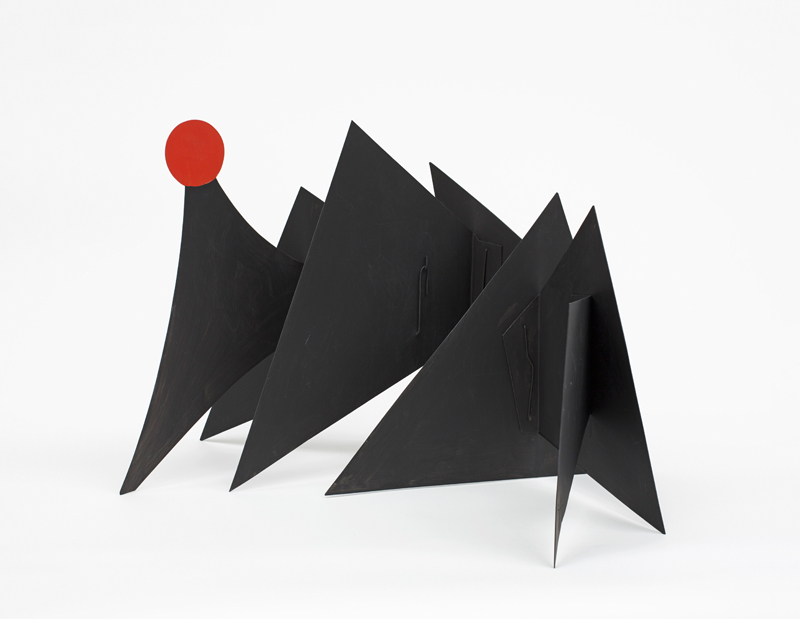 "Alexander Calder, ""Sun and Mountains"" (maquette c. 1965) © 2019 Calder Foundation, New York / Artists Rights Society (ARS), New York / ProLitteris, Zurich Photos courtesy of Calder Foundation, New York / Art Resource, New York"