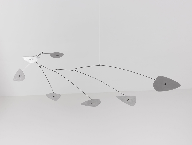"Alexander Calder, ""Untitled"" (c. 1942) © 2019 Calder Foundation, New York / Artists Rights Society (ARS), New York / ProLitteris, Zurich Photos courtesy of Calder Foundation, New York / Art Resource, New York"