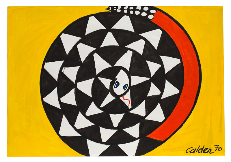 "Alexander Calder, ""Untitled"" (1970) © 2019 Calder Foundation, New York / Artists Rights Society (ARS), New York / ProLitteris, Zurich Photos courtesy of Calder Foundation, New York / Art Resource, New York"