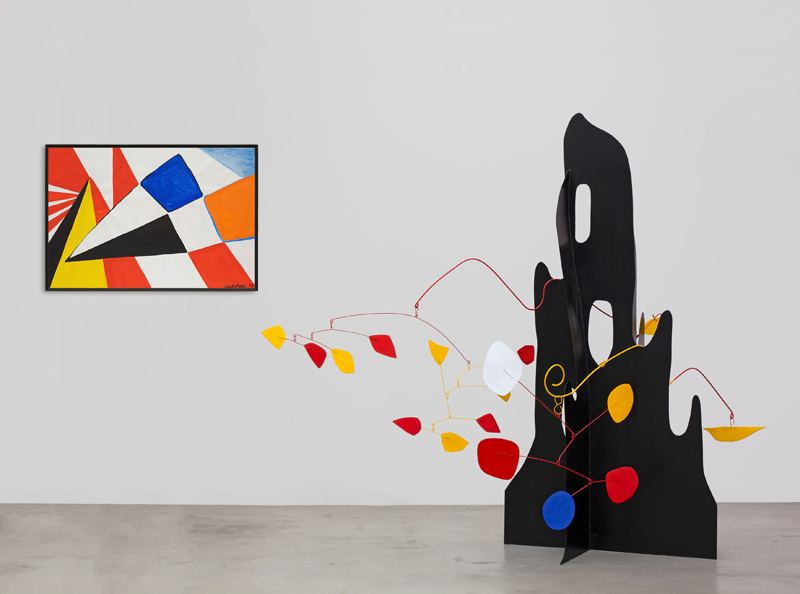 "Alexander Calder, ""Untitled"" (1975) © 2019 Calder Foundation, New York / Artists Rights Society (ARS), New York / ProLitteris, Zurich Photos courtesy of Calder Foundation, New York / Art Resource, New York"