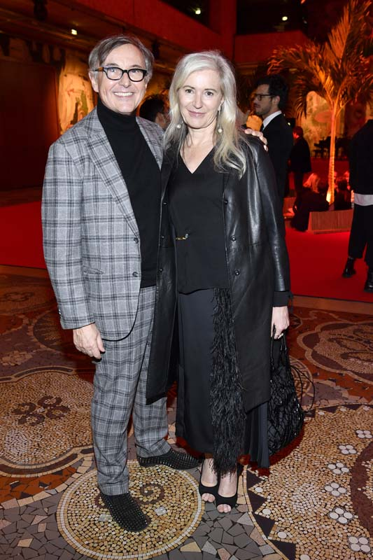 Pierre Passebon et Renate Graf
