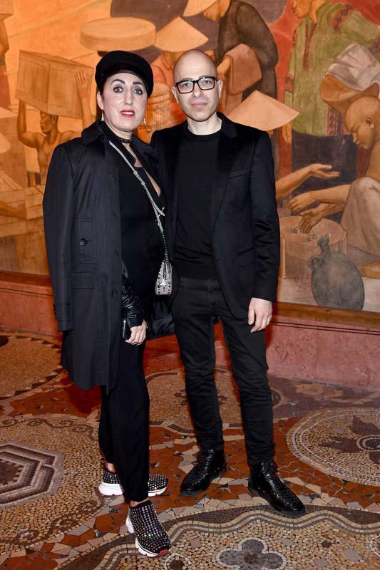 Rossy de Palma et Youssef Nabil