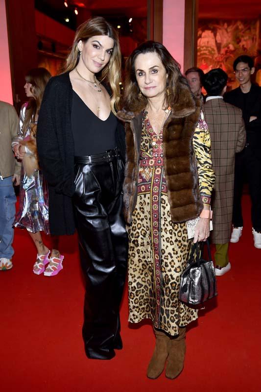 Bianca Brandolini et Georgina Brandolini