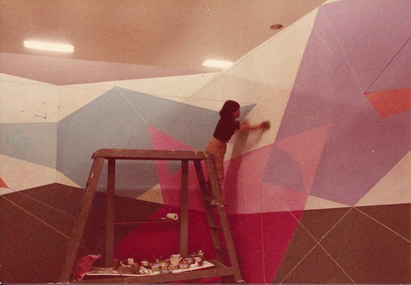 Lydia Okumura, Sao Paulo Biennial, 1983.