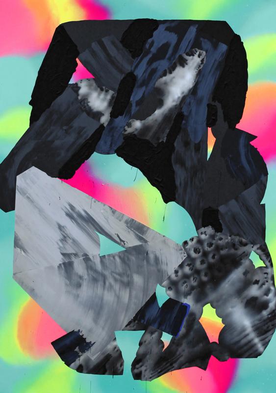 "Ilk, ""Monolith I"" (2020)"