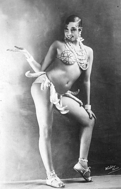 Joséphine Baker, Getty Image
