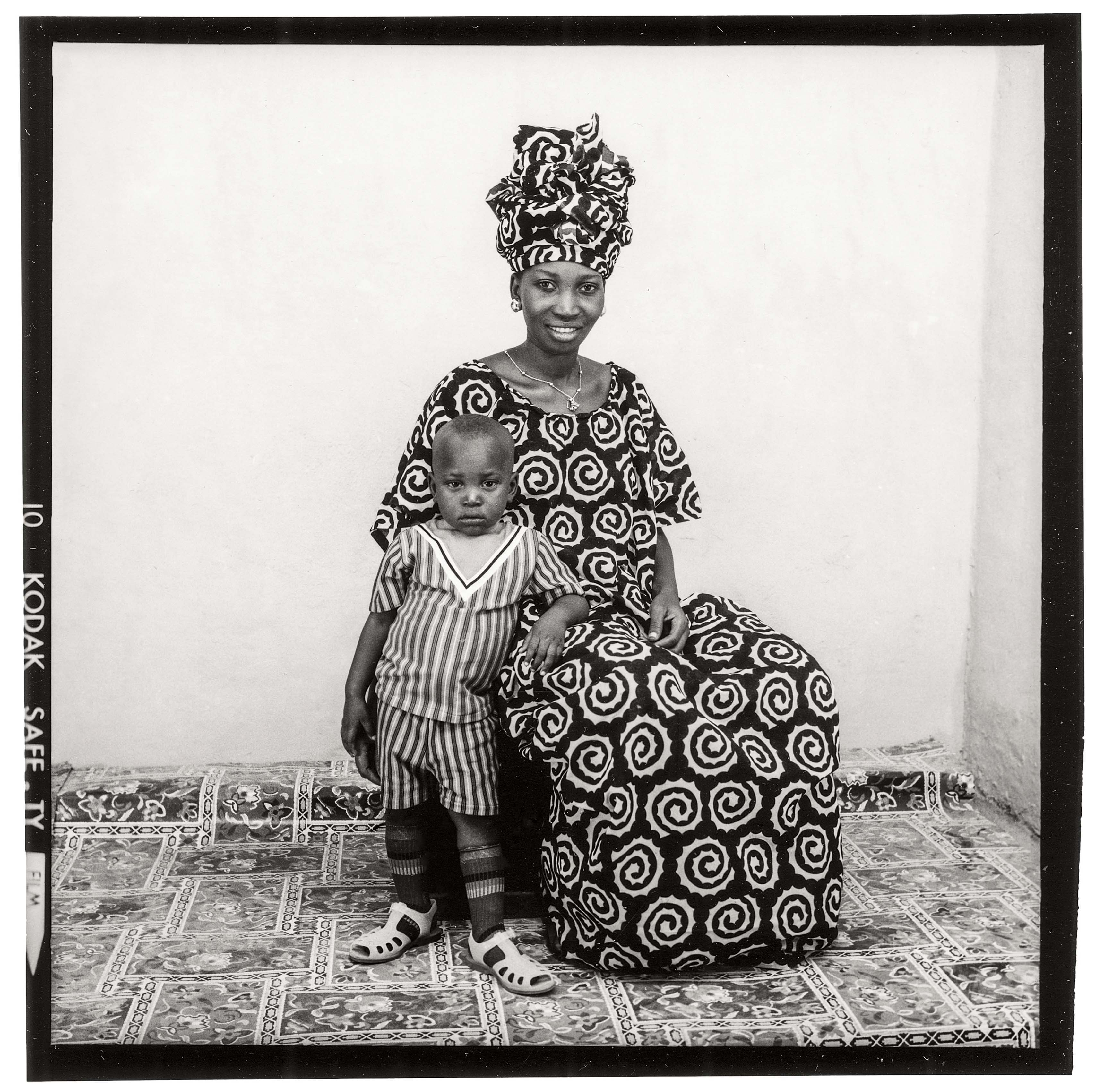 Malick Sidibé, 1973 Tirage gélatino-argentique 50 x 60 cm Courtesy Magnin-A © Malick Sidibé