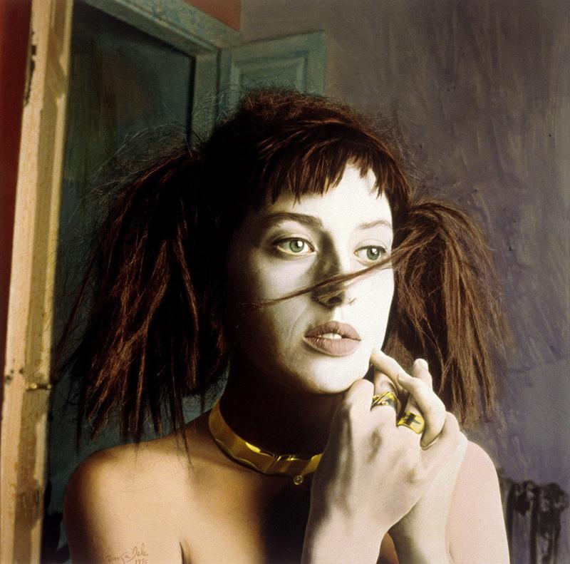 © Ouka Leele, Galerie VU, Joyas II, 1986