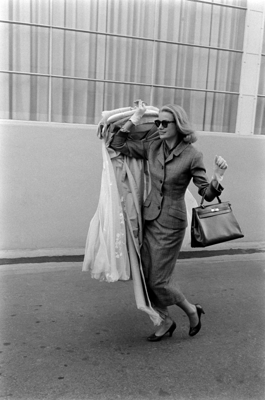 Grace Kelly's departure from Hollywood (Photo By Allan Grant/The LIFE Images Collection via Getty Images/Getty Images)