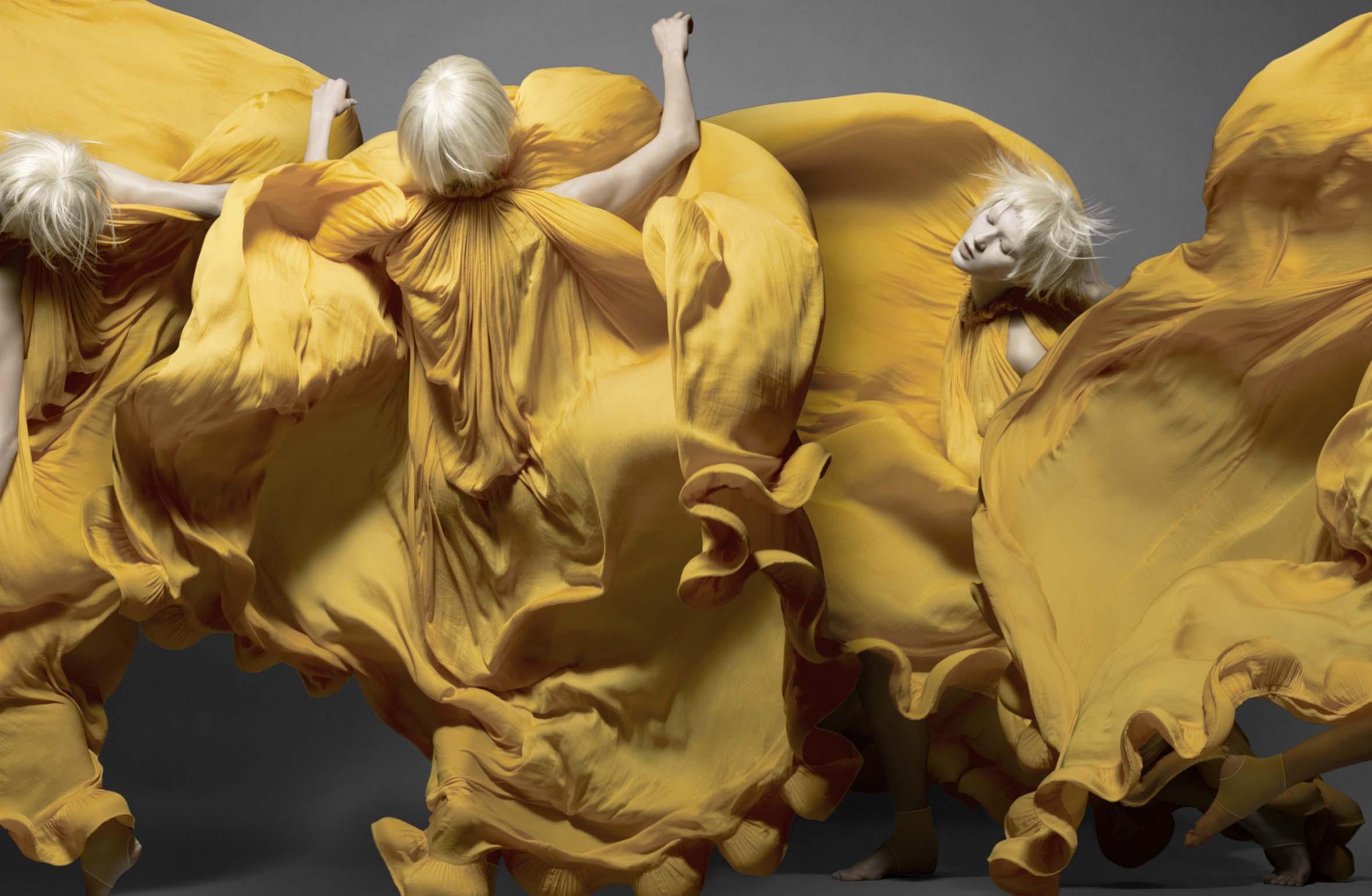 Yellow Elena Numéro #91
