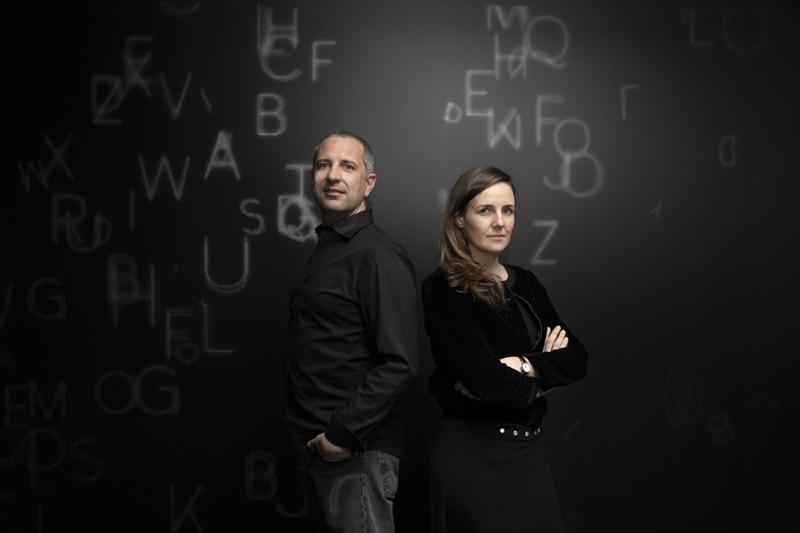 Adrien M & Claire B - Faire corps, La Gaîté Lyrique - Photo : Voyez-Vous (Vinciane Lebrun)