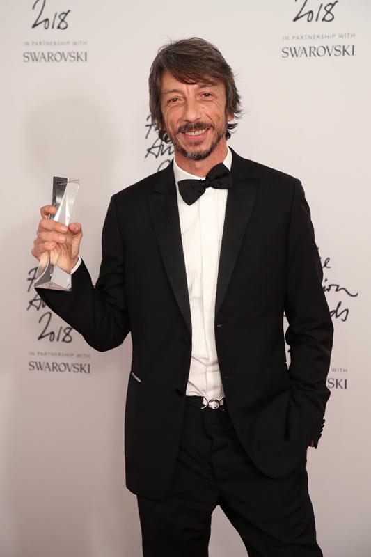 Pierpaolo Piccioli, directeur artistique de Valentino : Designer of the Year