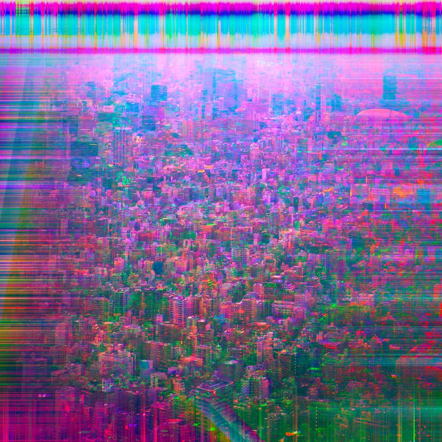 CITY 5 (40 x 40 cm)