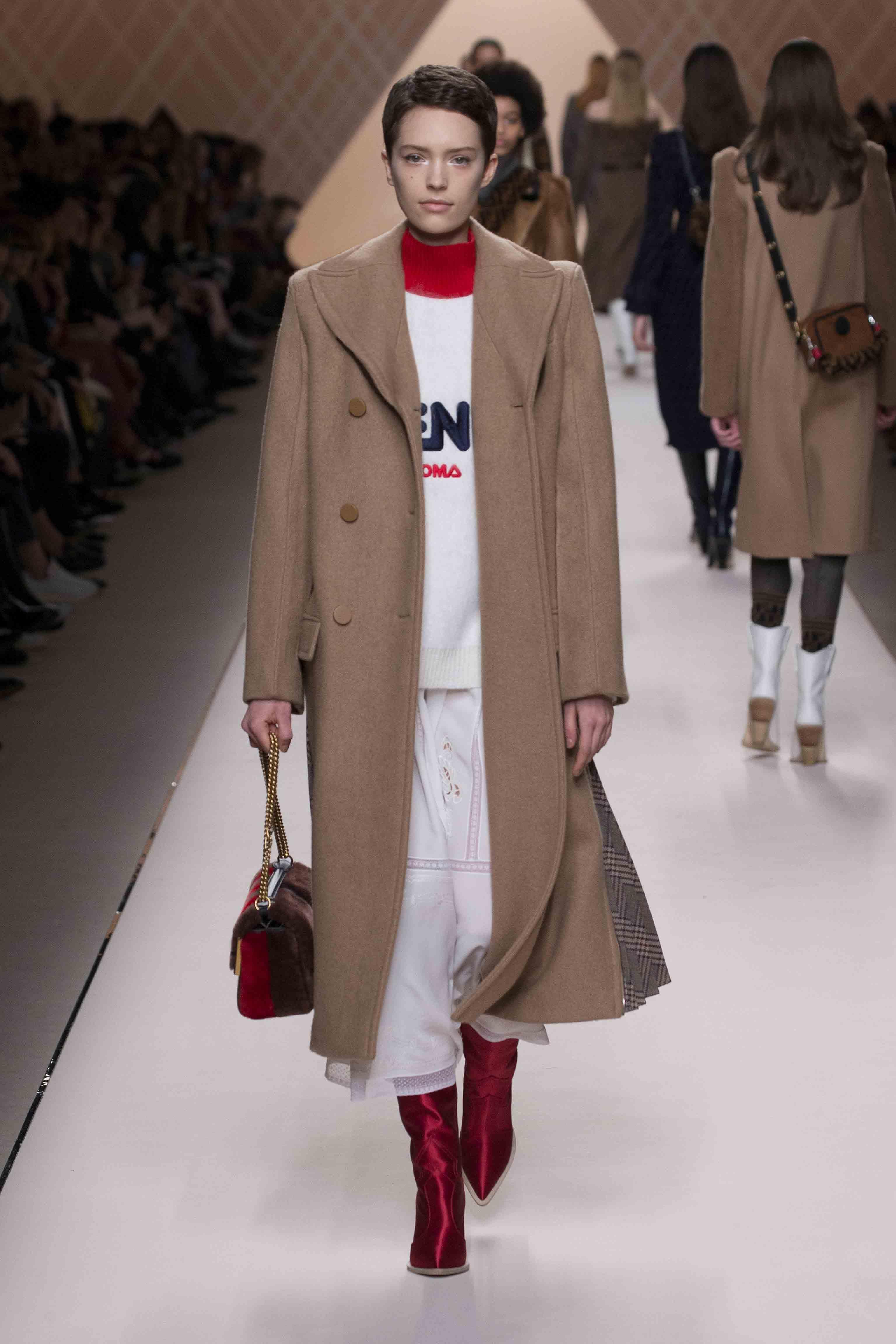Fendi fall-winter 2018-2019 fashion show 8f5faa6b7
