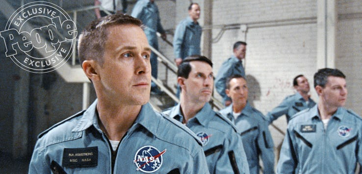 """First Man"" – Damien Chazelle"