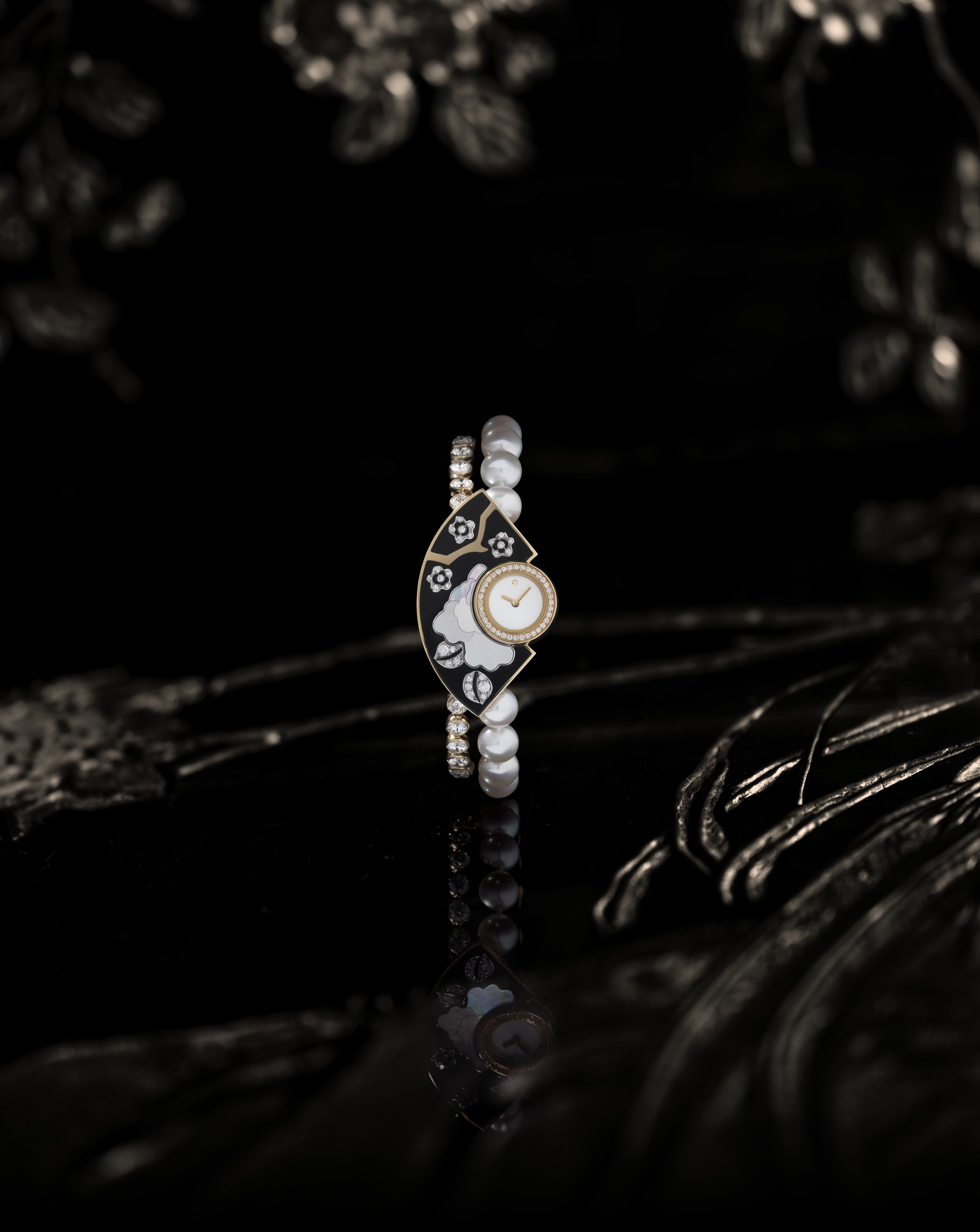 """Chanel Coromandel - """"Fleur de laque"""""""