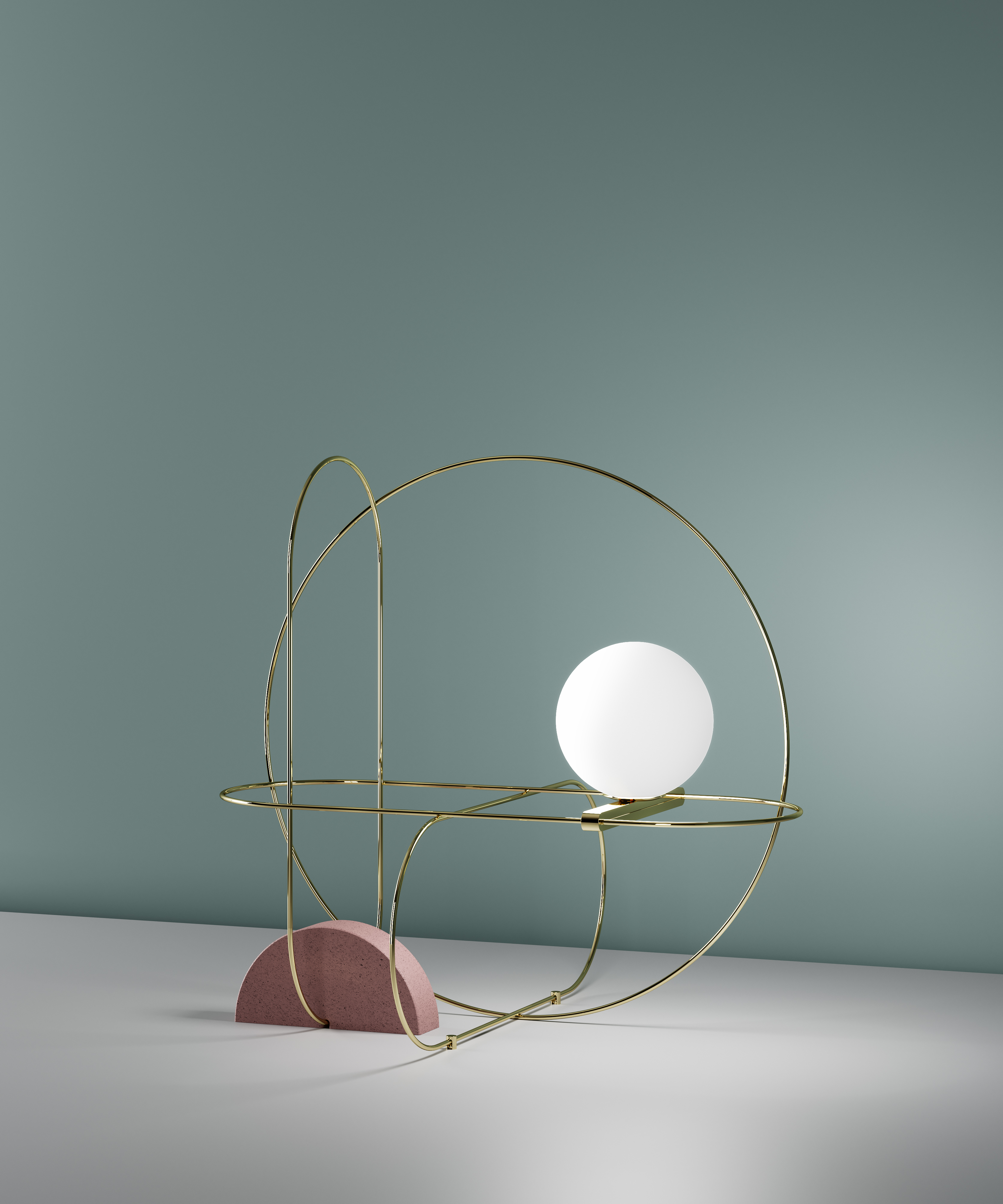 Le Studio Francesco Librizzi, Découvert Lors De La Dernière édition Du  Salon Du Meuble Milanais, Dévoile Le Luminaire Setareh.
