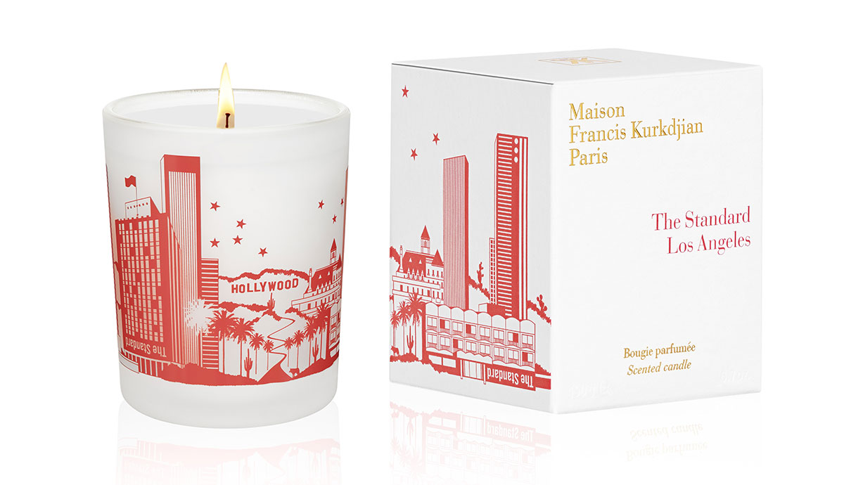 Les bougies issues de la collab de la semaine maison for Maison standard