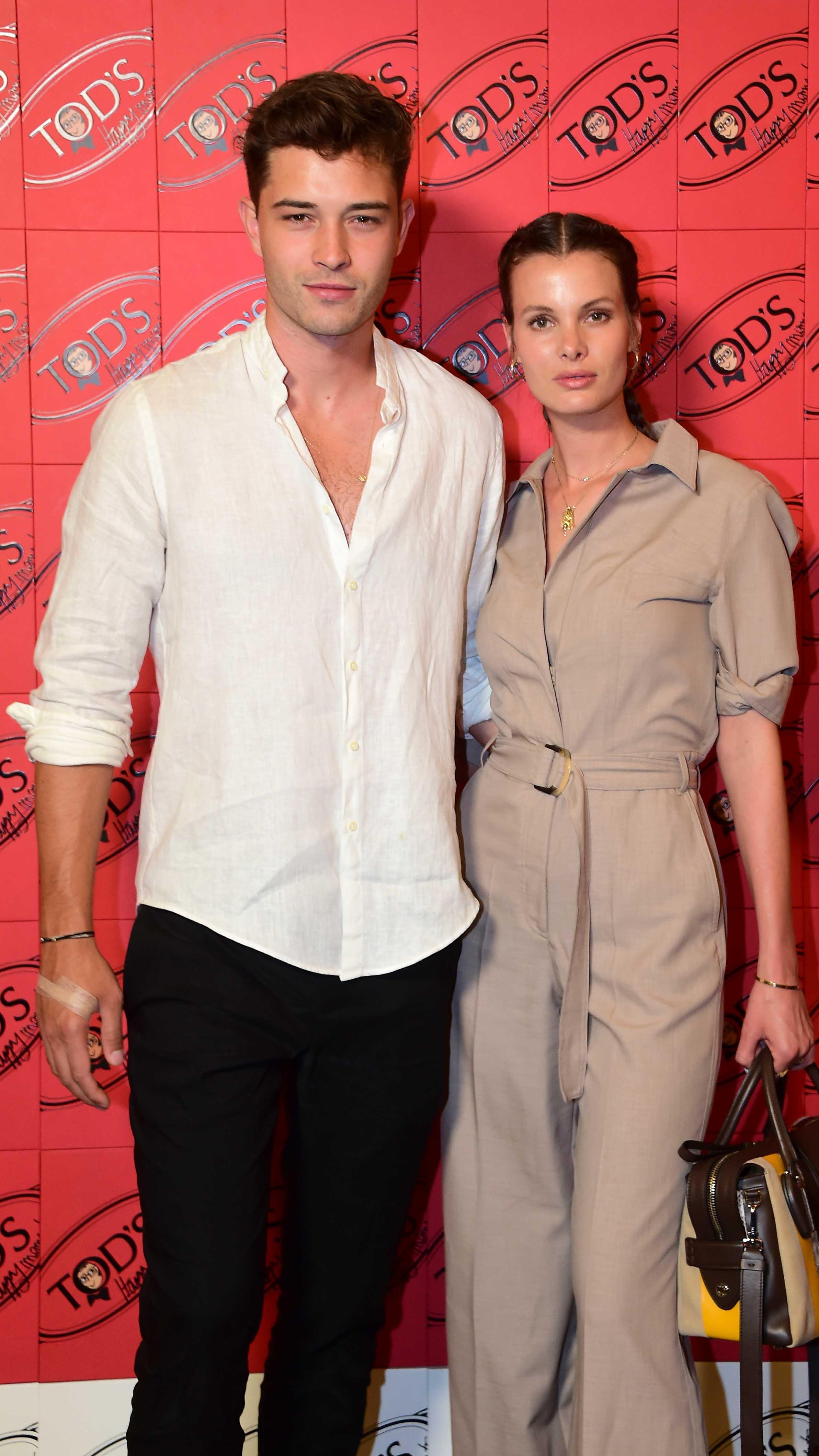 Francisco Lachowski et Jessian Gravel