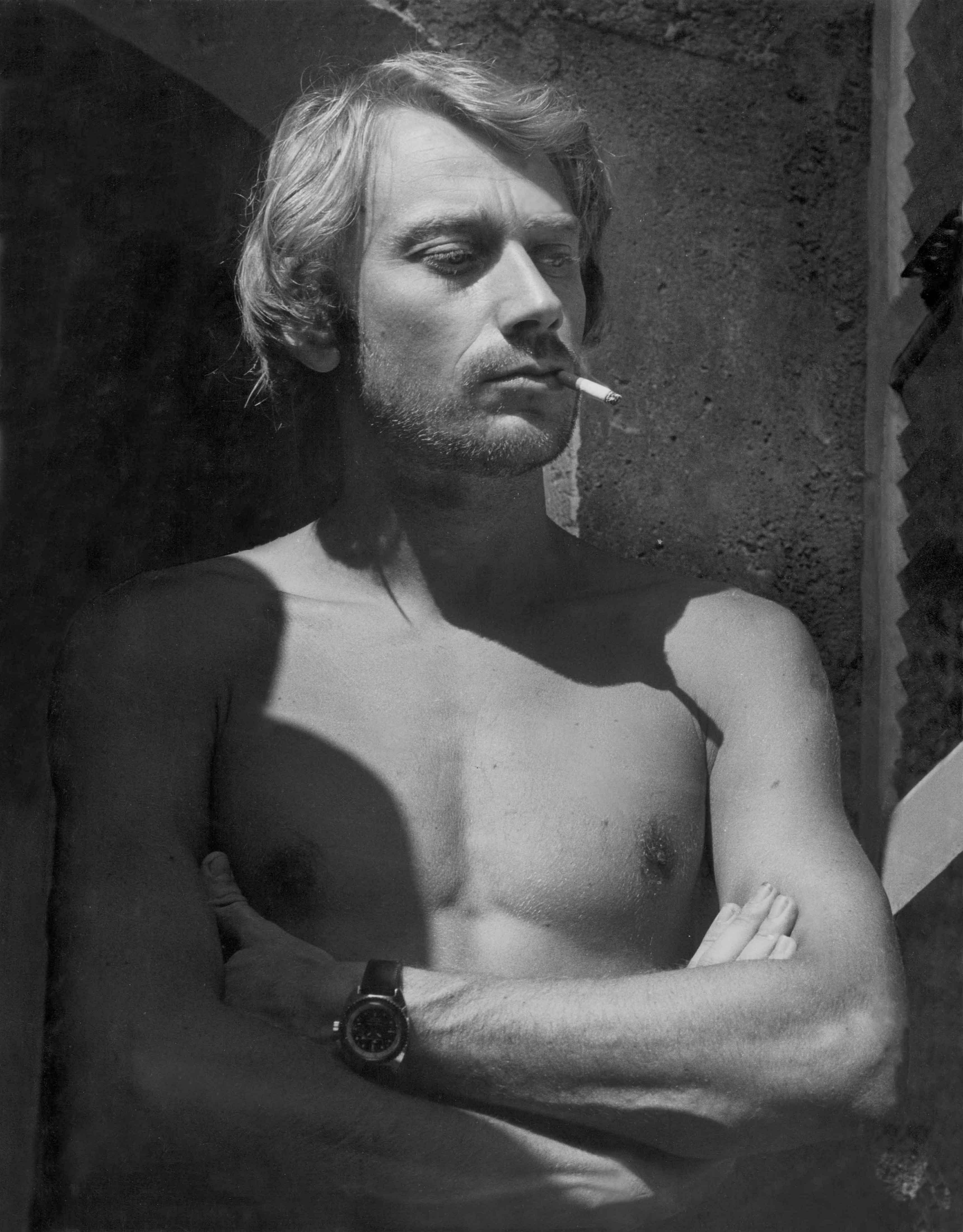 François de Roubaix, 1969 ©Collection de Roubaix