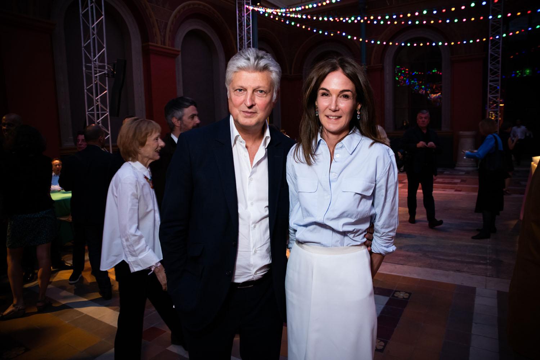 François et Véronique Tajan