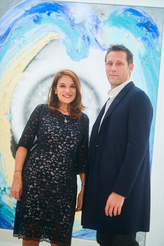 Claudia Cargnel et Frédéric Bugada