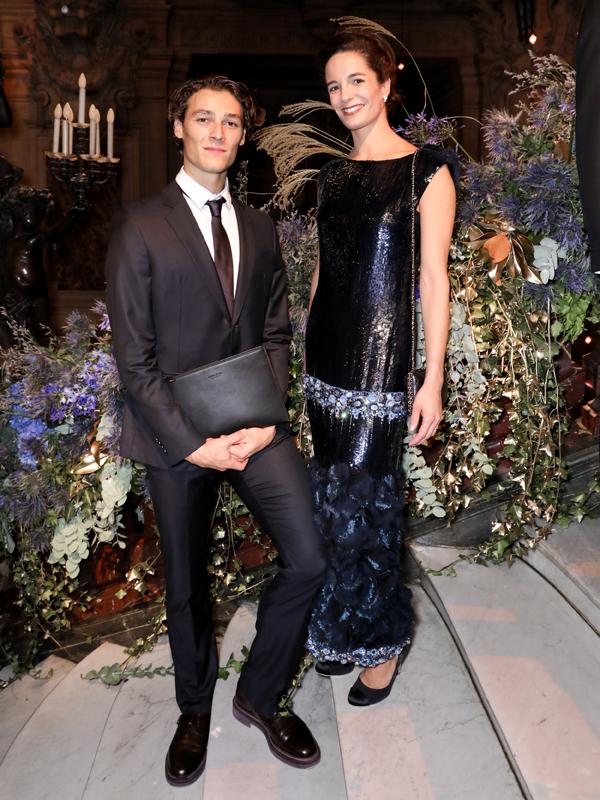 Hugo Marchand et Amandine Albisson
