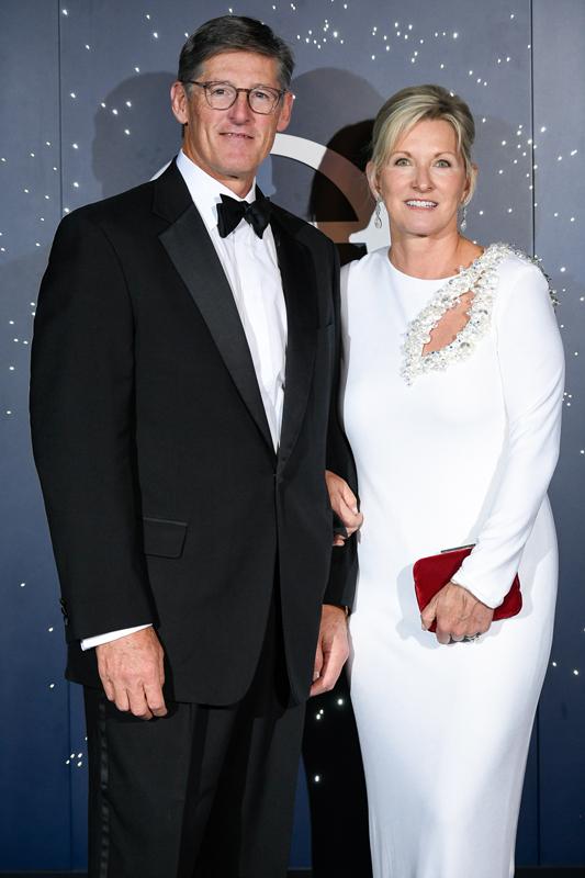 Michael et Donna Corbat