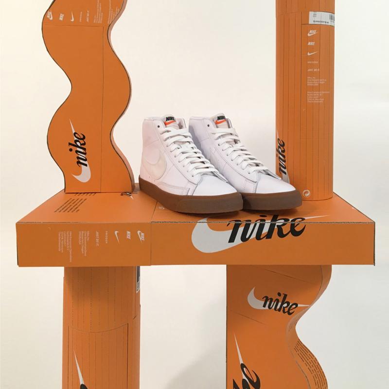 """La Nike """"Blazer by Garance""""."""