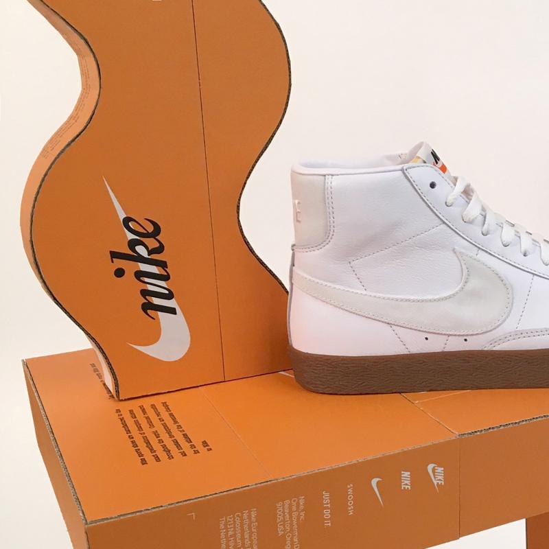"""La Nike """"Blazer by Garance"""""""
