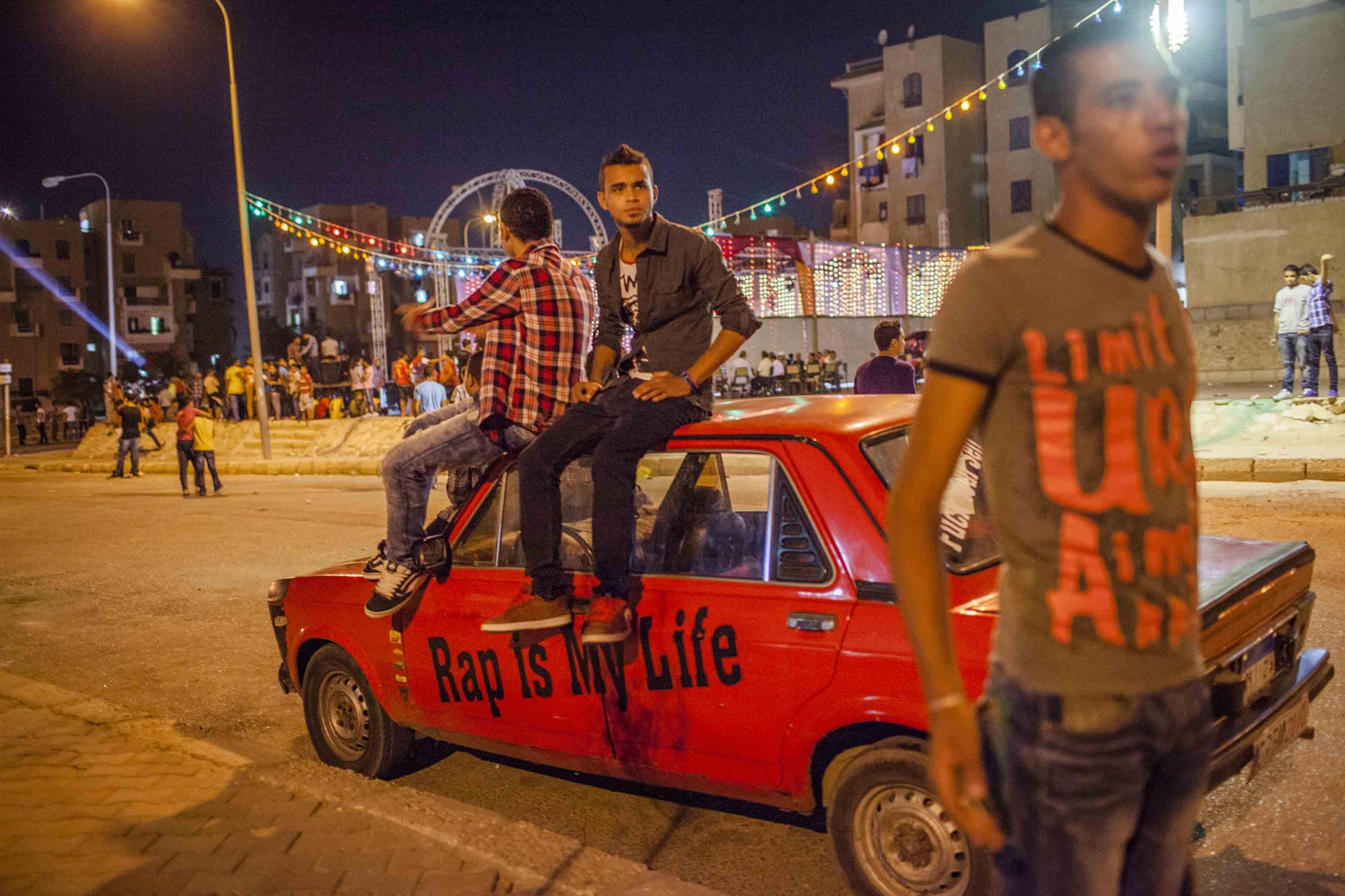 Génération Tahrir, Pauline Beugnies