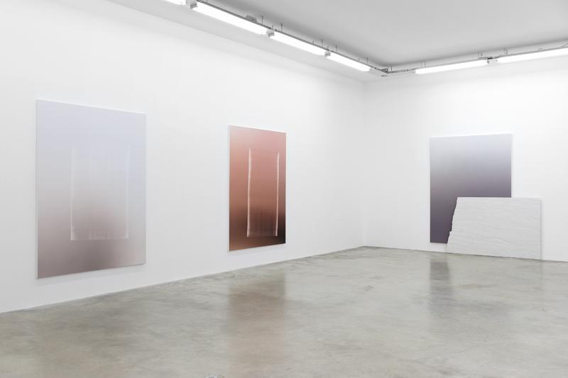 Vue de l'exposition Pieter Vermeersch à la Galerie Perrotin, Paris, 7 janvier – 11 mars 2017 Photo : Claire Dorn Courtesy of the Artist & Galerie Perrotin