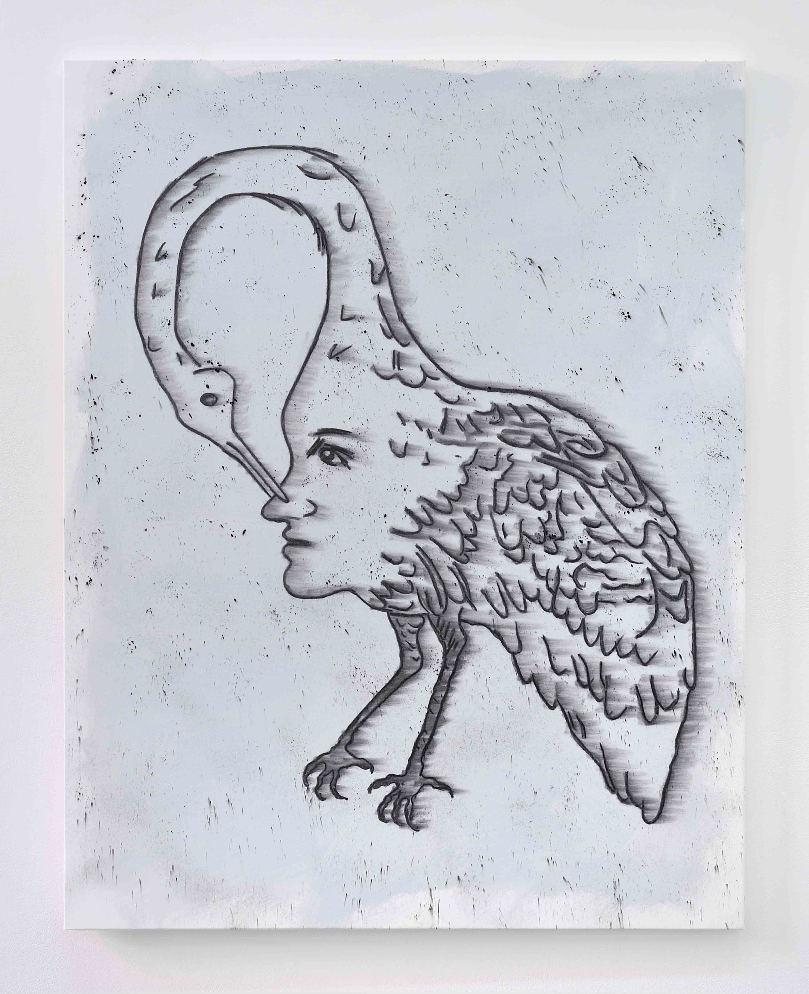 Gloria Friedmann  LSD, 2015. Courtesy Galerie Mitterrand. Photo : Rebecca Fanuele