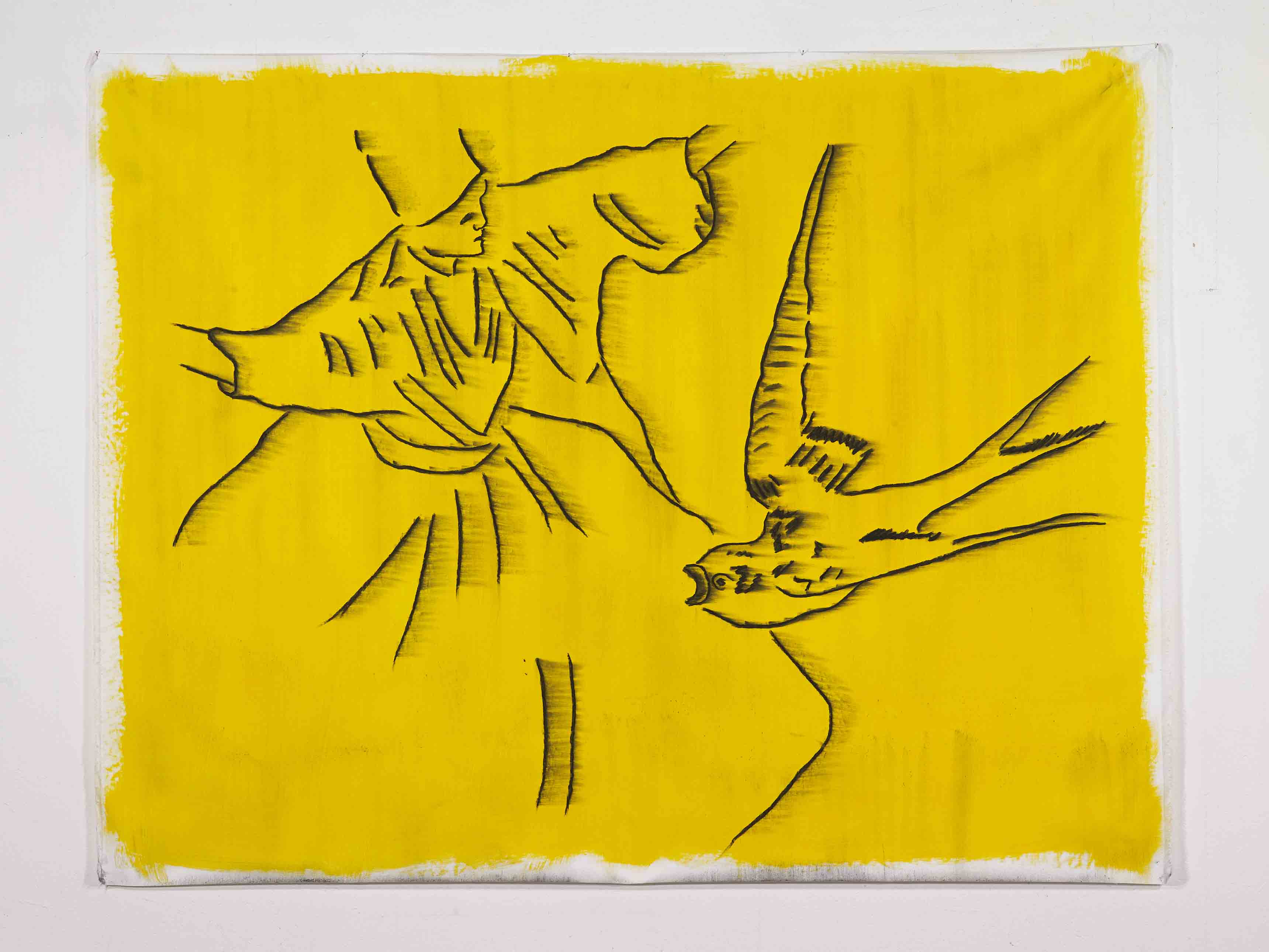 Gloria Friedmann  LSD II, 2012-13. Courtesy Galerie Mitterrand. Photo : Rebecca Fanuele