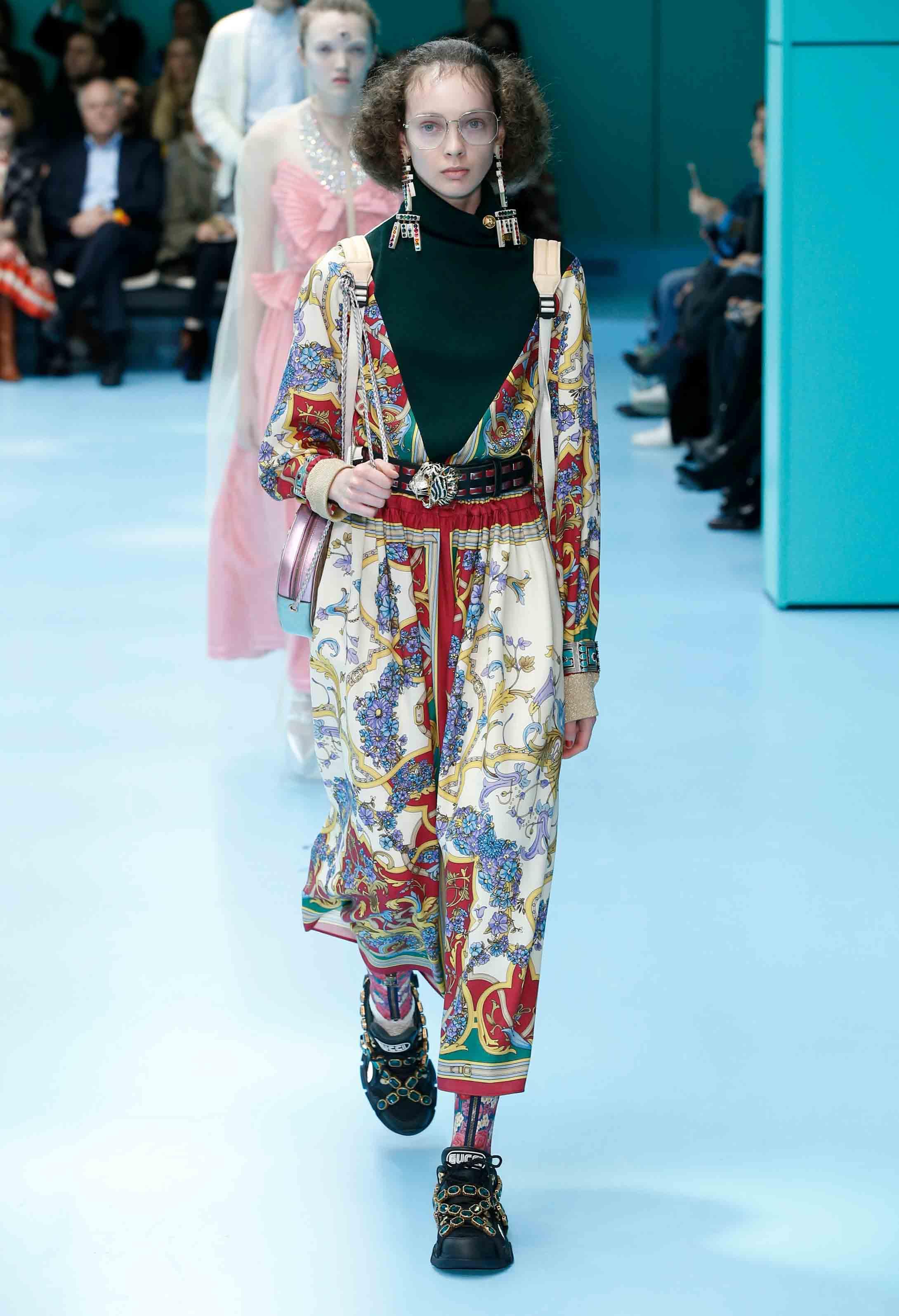 Milan Fashion Week Gucci