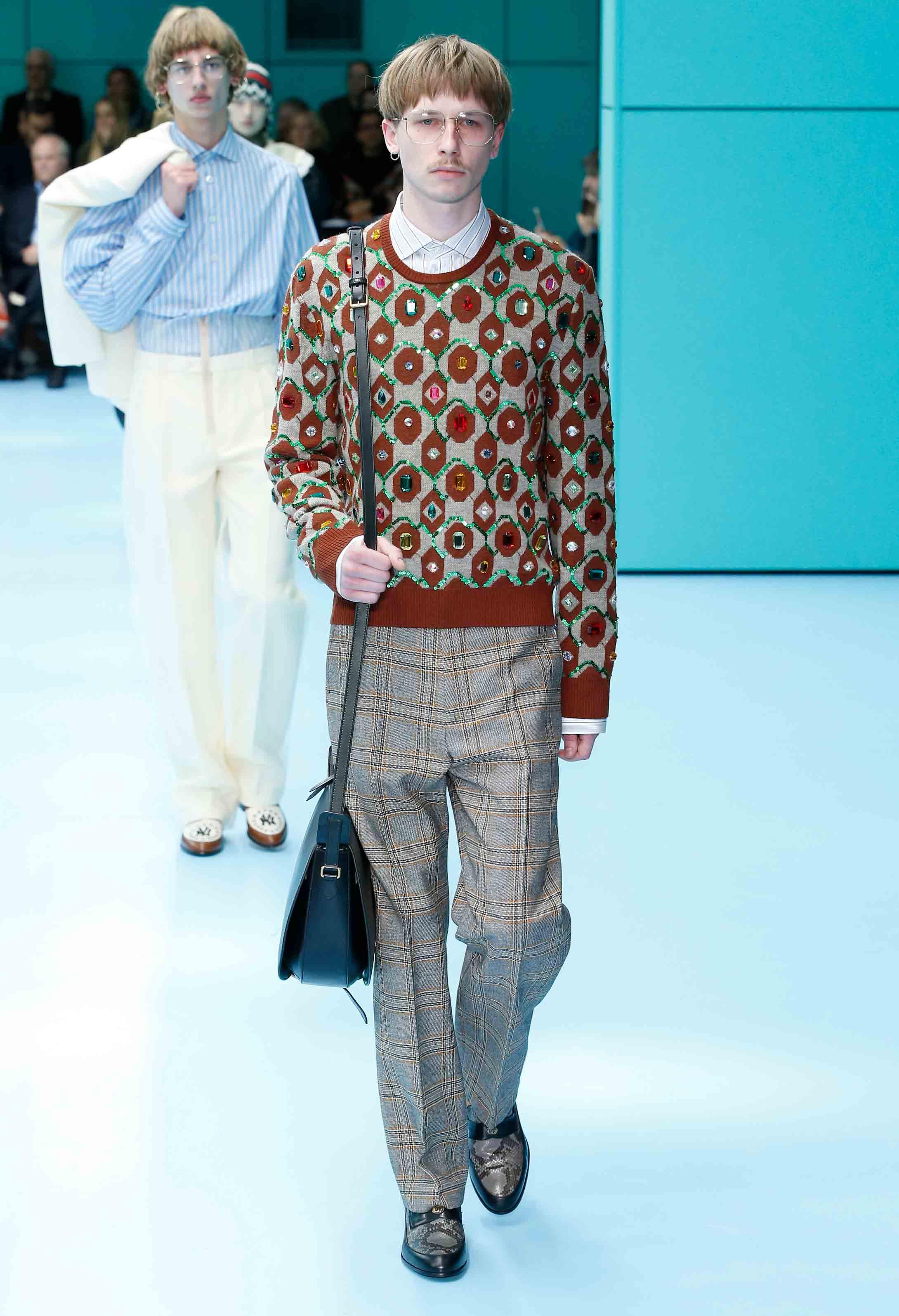 Gucci Spring  Fashion Show