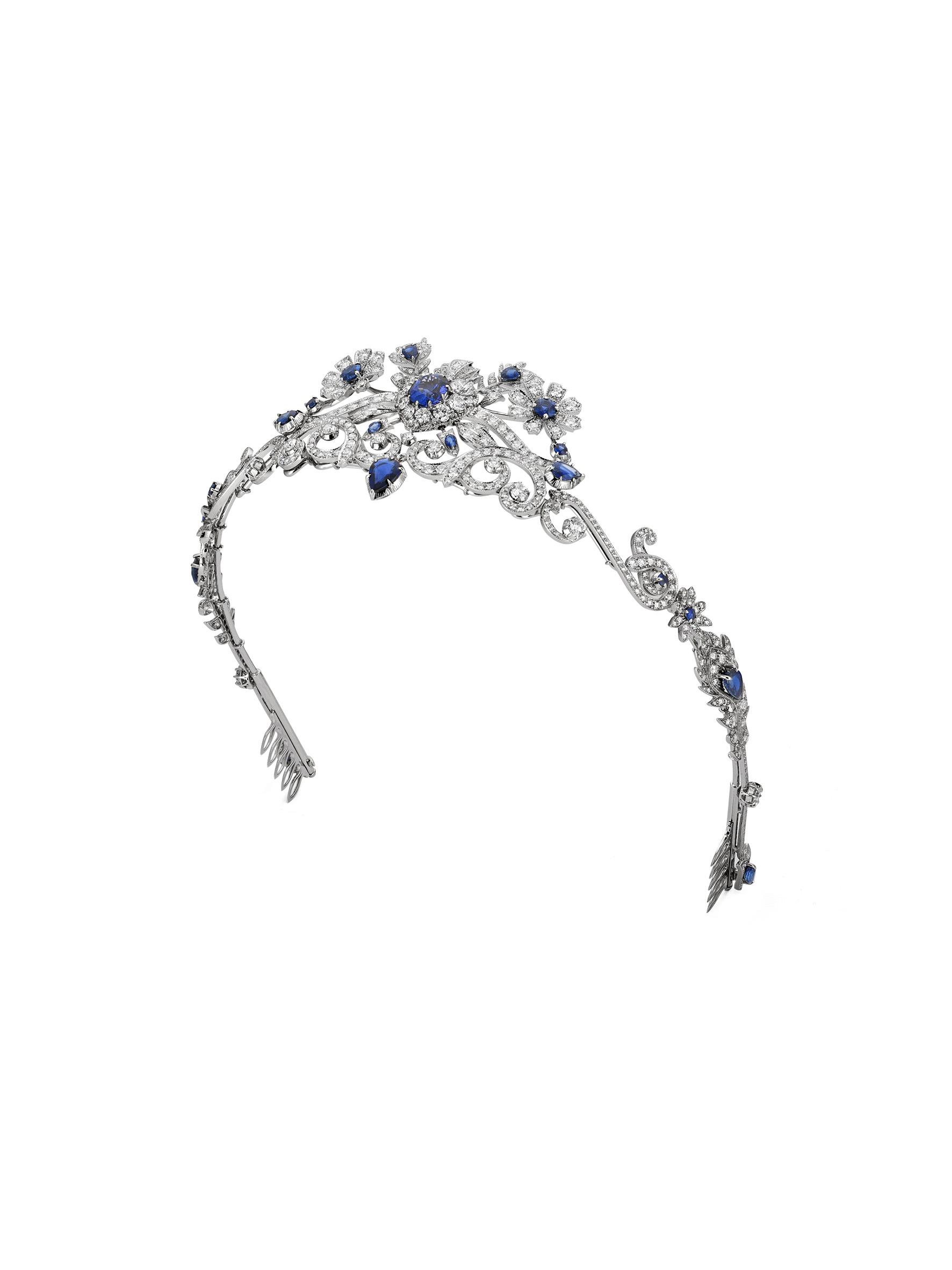 """""""Hortus Deliciarum, la premiere collection de haute joaillerie de la maison Gucci"""