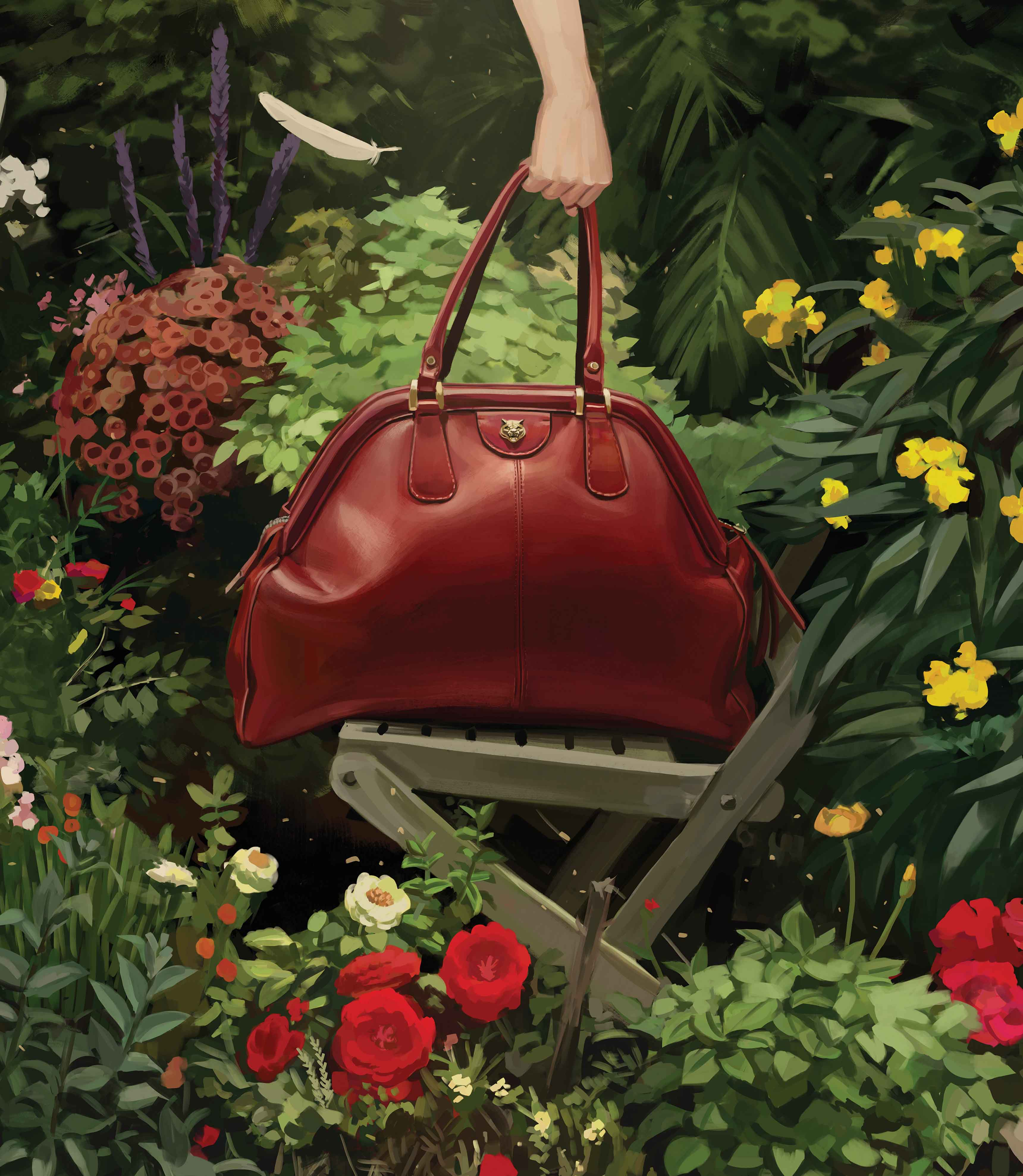 "Gucci ""Utopian Fantasy"", printemps-été 2018"