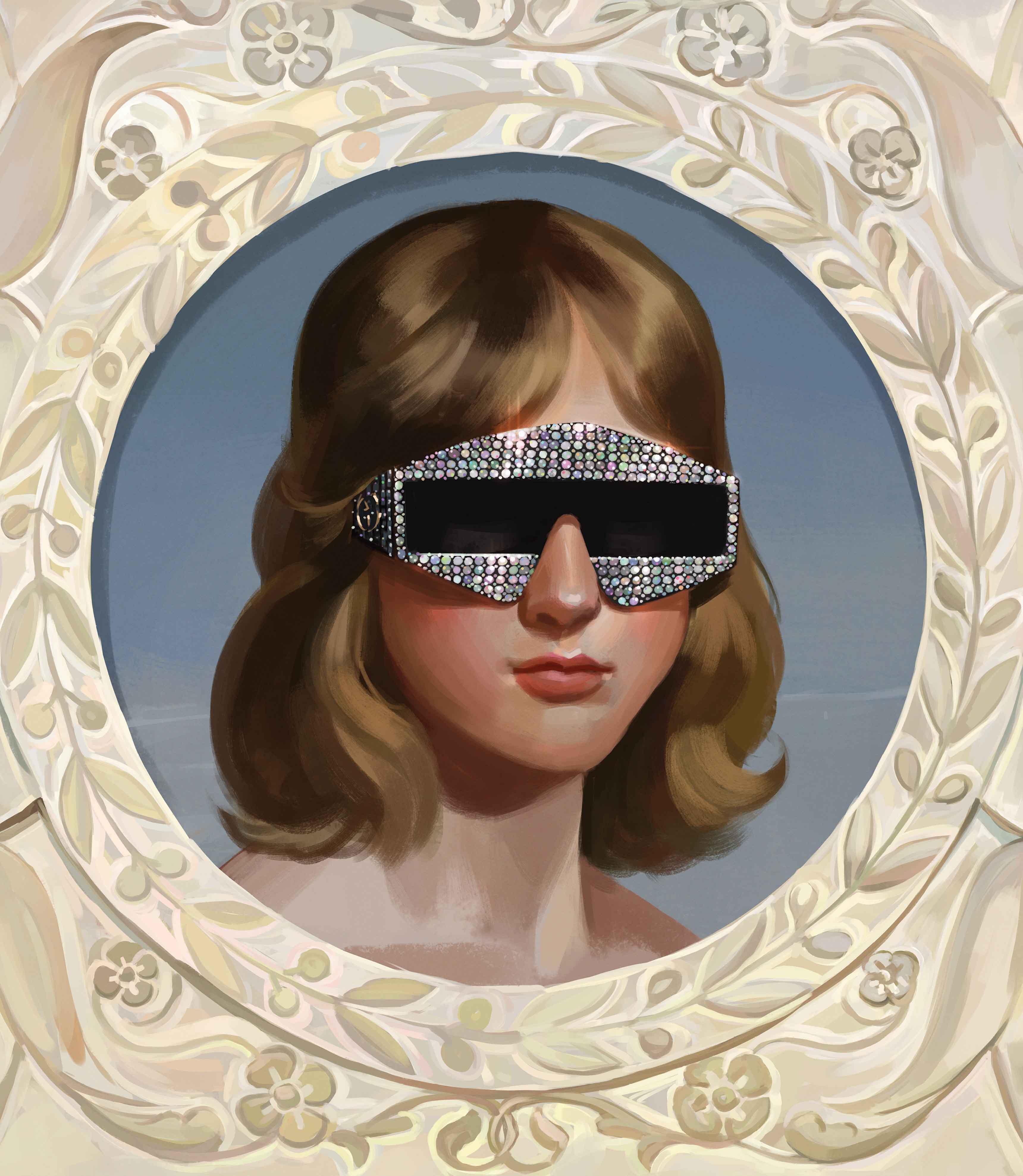 "Gucci ""Utopian Fantasy"", printemps-été 2018"
