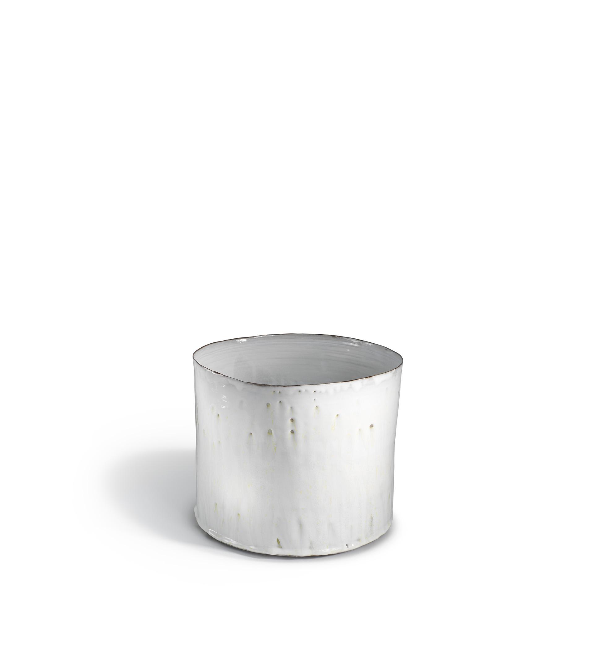 """Gunilla Maria Åkesson, Sweden """"Container"""", red stoneware, 310 x 310 x 260 mm (2016)"""