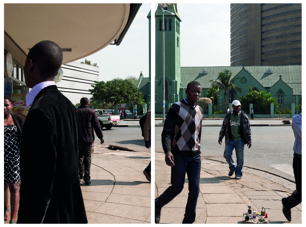 Julius Nyerere Way, Harare, Zimbabwe, 2016 © Guy Tillim, Courtesy of Stevenson, Cape Town and Johannesburg