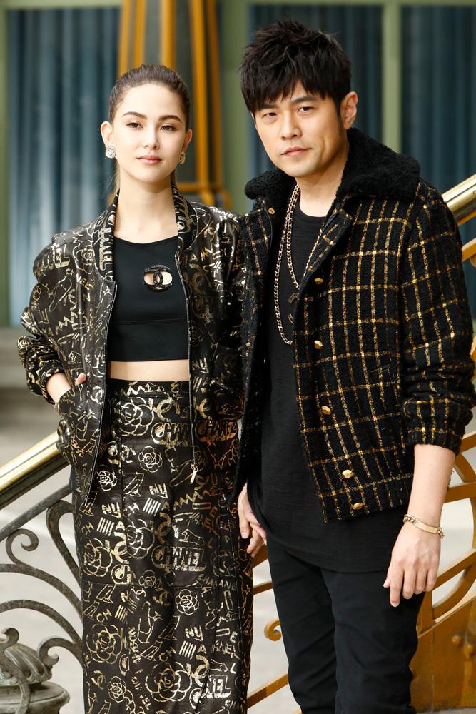 Hanna Quinliva et Jay Choo