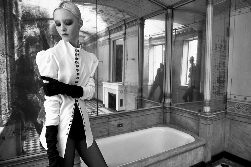 La collection Bourrienne Paris X x Olivier Theyskens