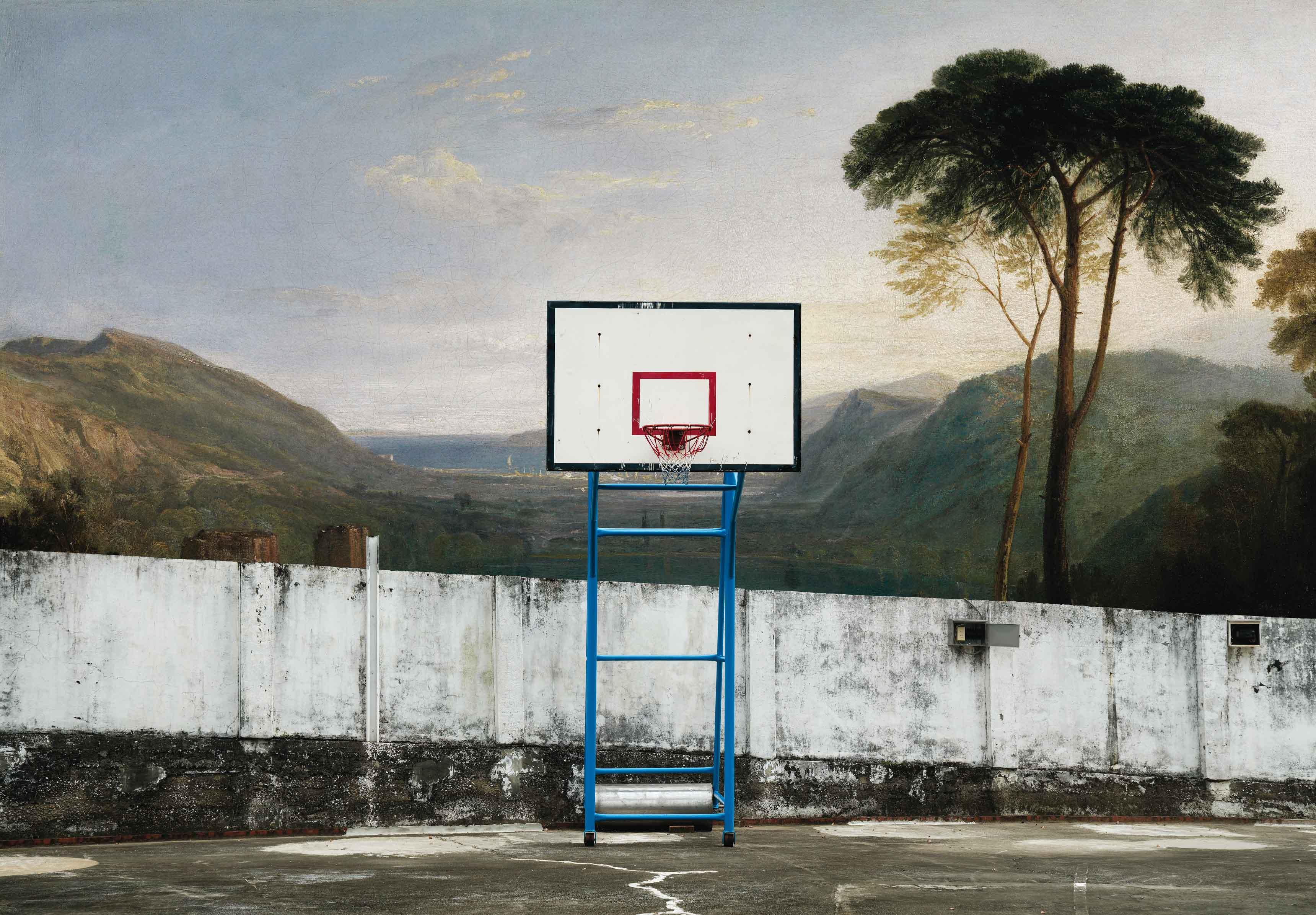 Updated Landscape © Guillaume Hebert